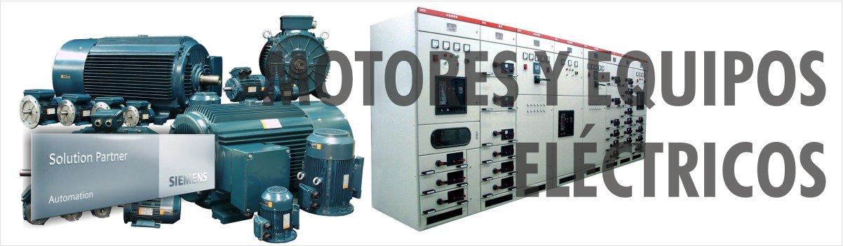 Motores y Equipos Electricos